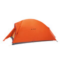 Vaude Hogan Ultralight Argon 1-2P red/d'red